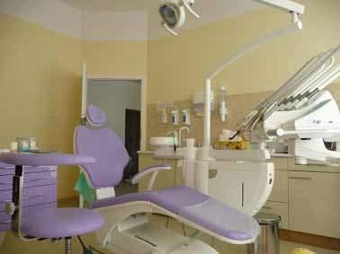 Zahnklinik in Slubice - Behandlungszimmer